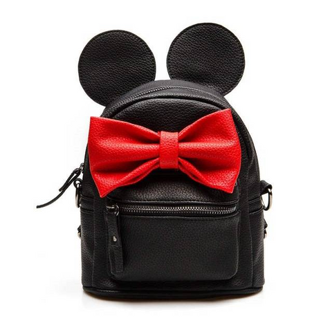 Mouse Ears Bow Backpack