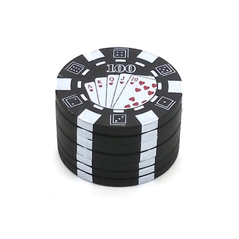 3 Layer Poker Chip Grinder