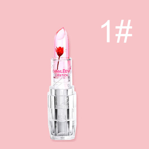 Magic Flower Colour Changing Lipstick