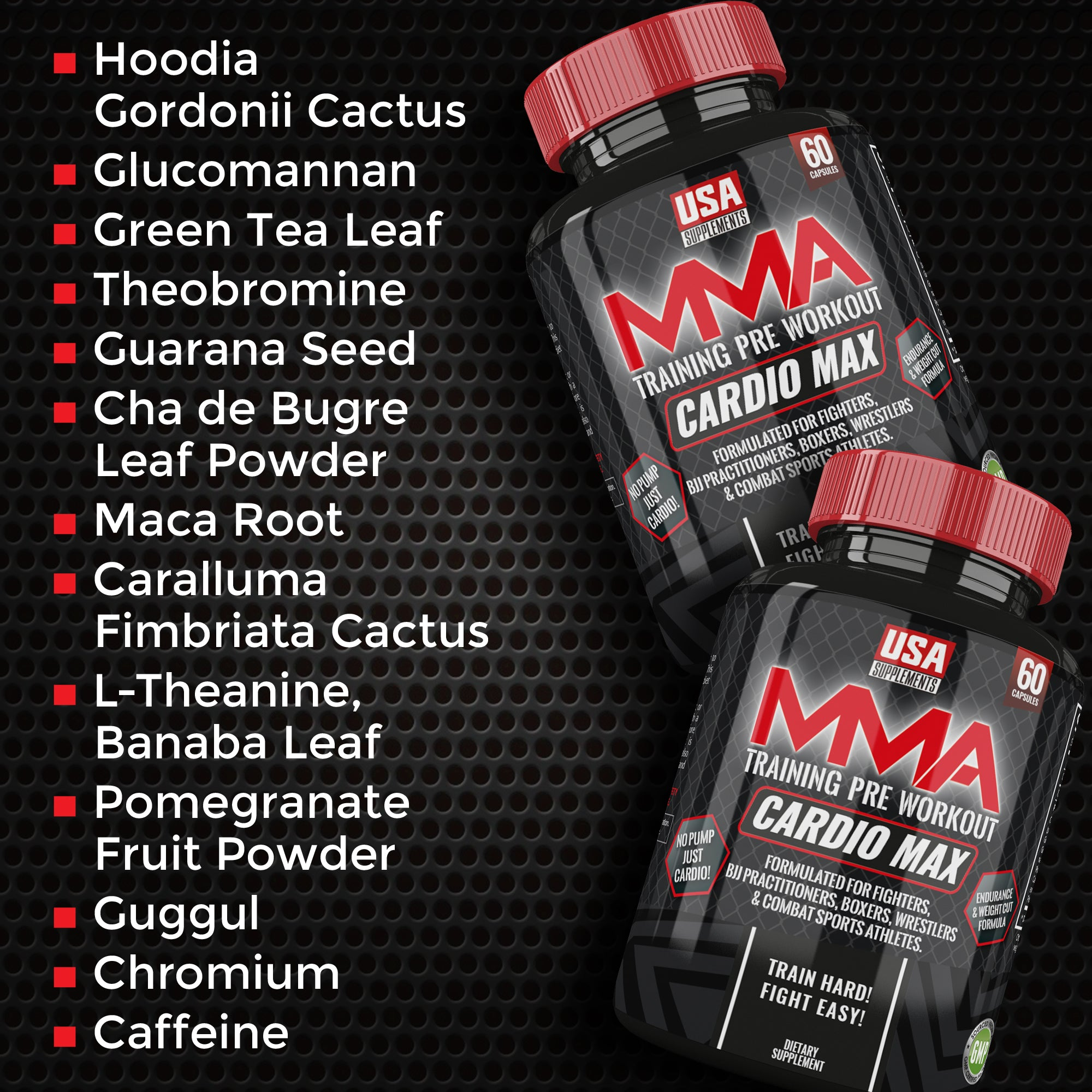 Best MMA Training Supplement