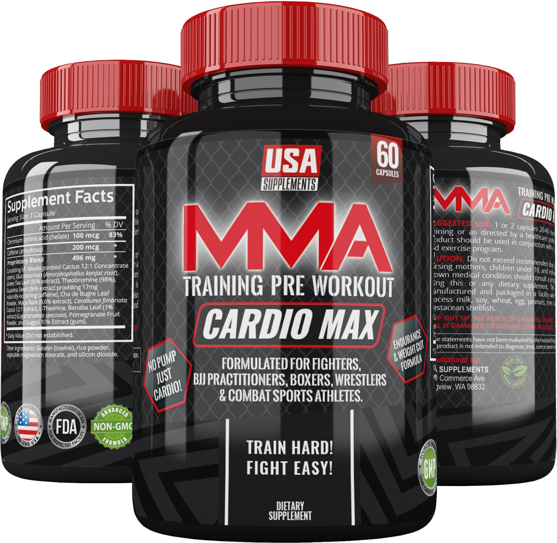 best supplement for mma