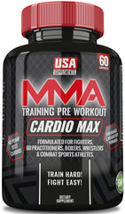 Cardio Max MMA Training Pre Workout