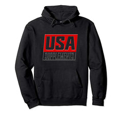 USA SUPPLEMENT HOODIE