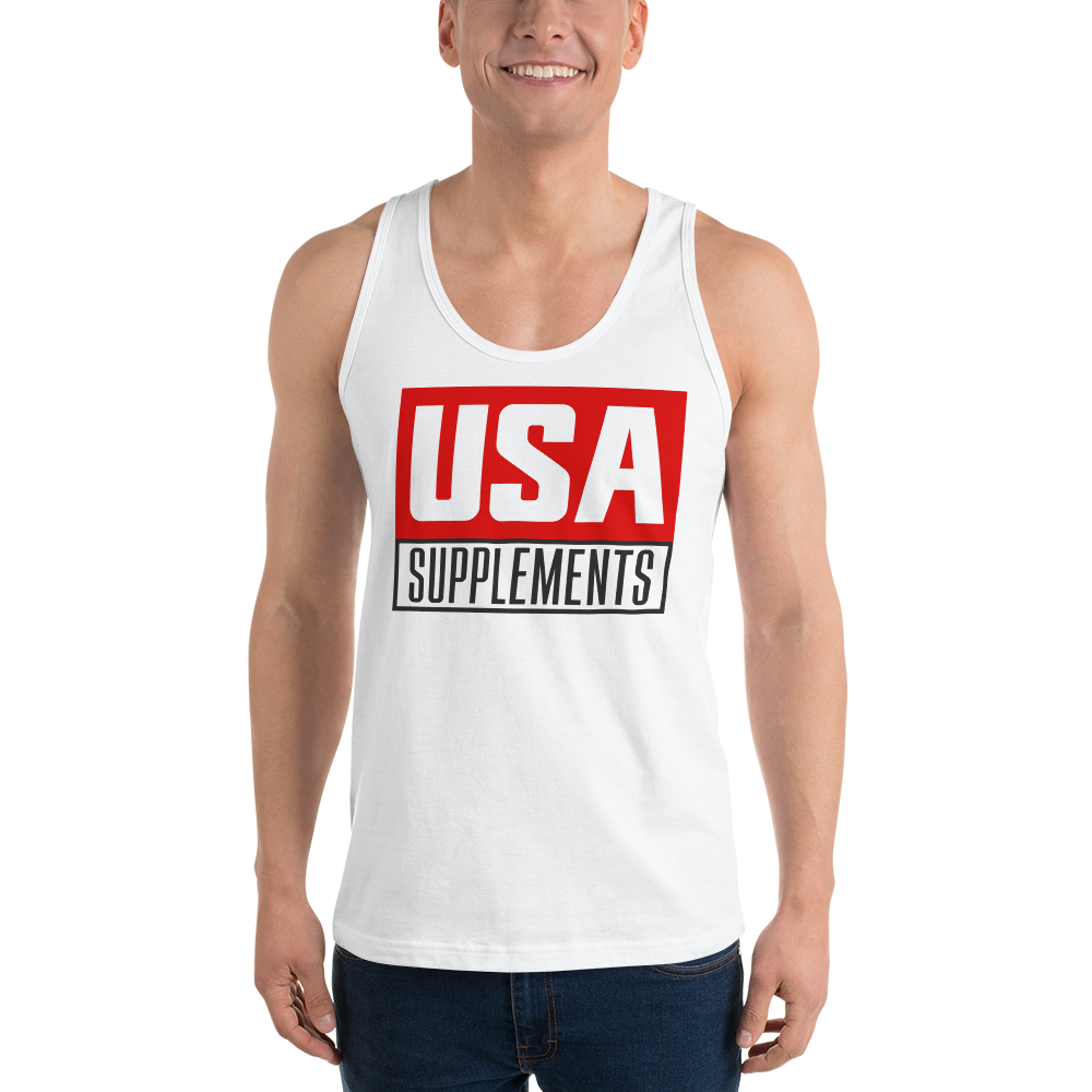USA Supplements Classic tank top (unisex) - U.S.A. SUPPLEMENTS