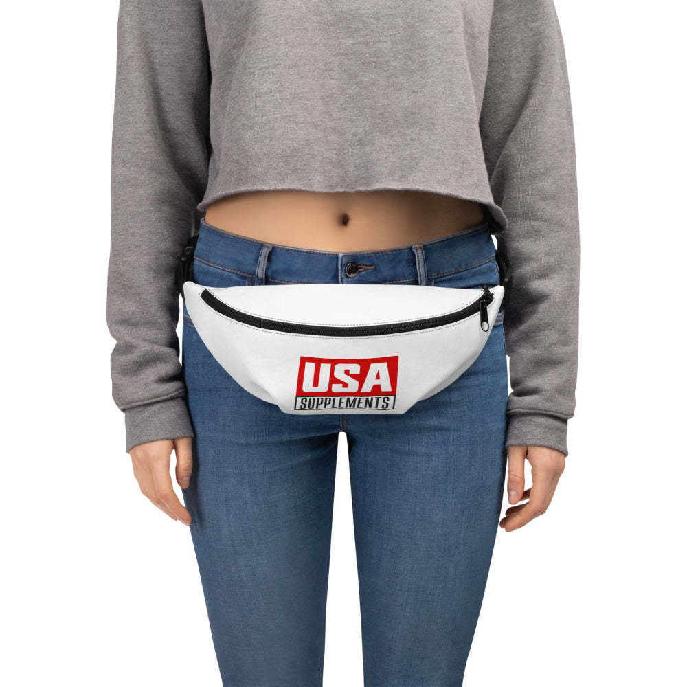 USA Supplements Fanny Pack (Unisex) - U.S.A. SUPPLEMENTS
