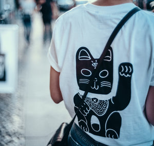 Munchies Club Lucky Cat – Shirt