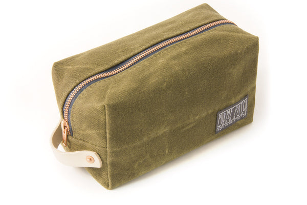 Wash Bag | Tan