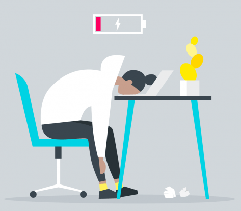 prevent burnout at work