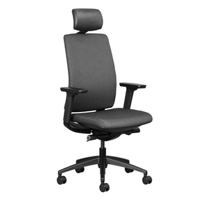 Mira Upholstered executive office chair