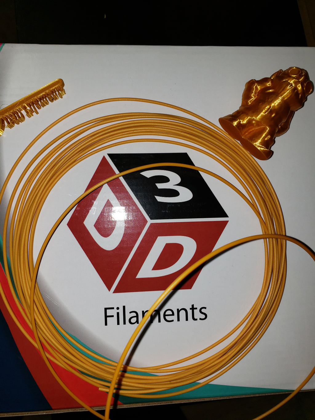 3D Printing with Silk Filaments