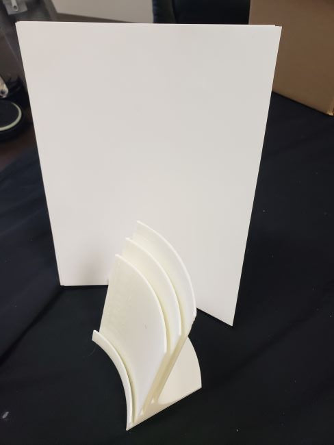 3 Level Brochure Stand