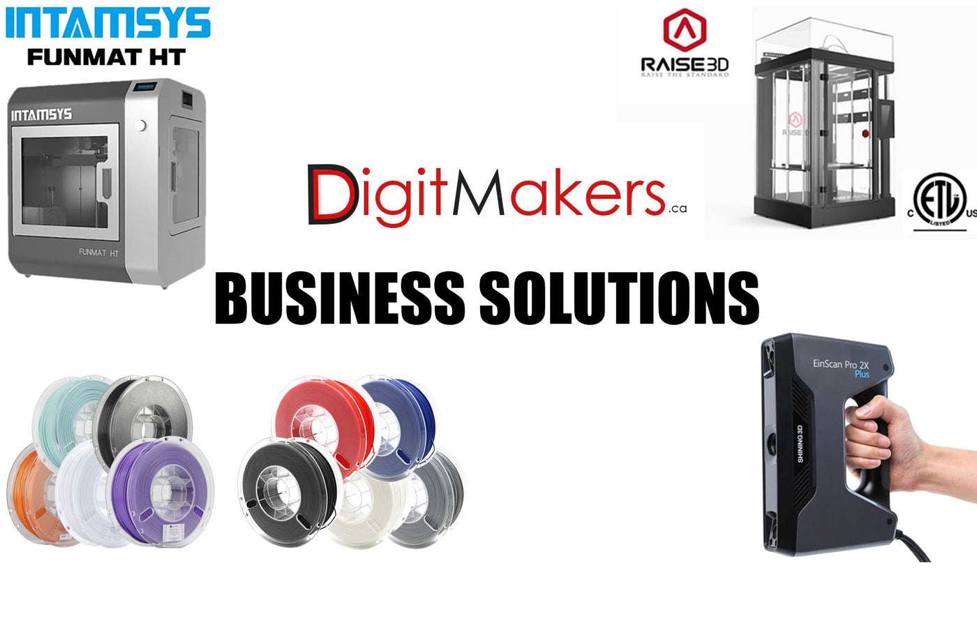 3D Business Solutions