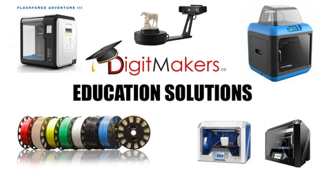 3D Education Solutions