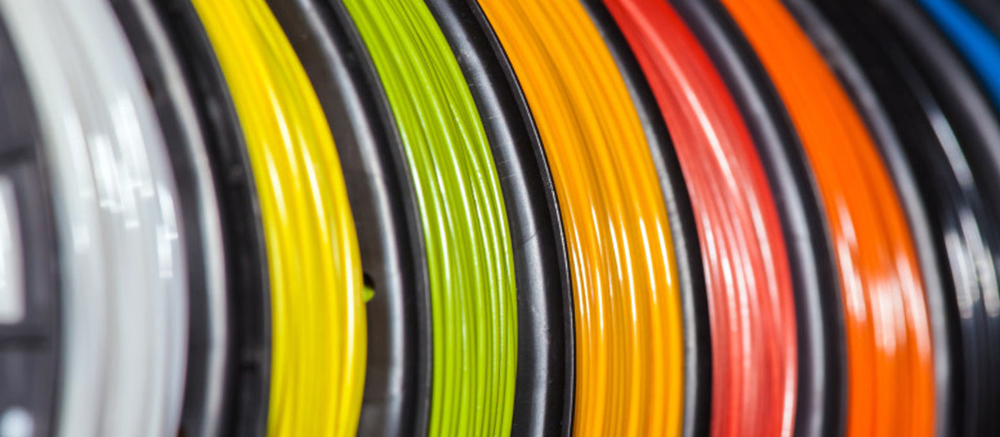 3mm / 2.85mm 3D Filaments