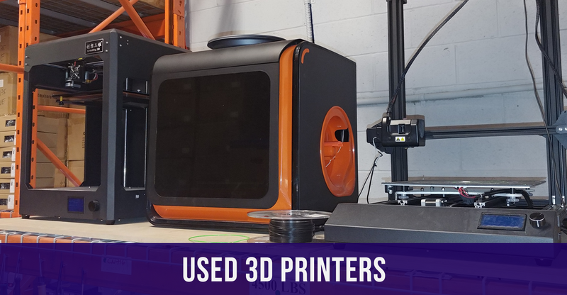 Used/Refurbished 3D Printers