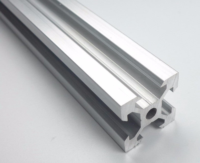 Aluminum Extrusion 1 Meter 1.5 Meter 2020 V-Slot STORE PICK UP ONLY - Digitmakers.ca providing 3d printers, 3d scanners, 3d filaments, 3d printing material , 3d resin , 3d parts , 3d printing services