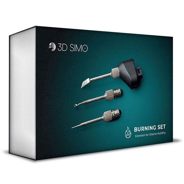 3DSIMO MULTIPRO BURNING SET - Digitmakers.ca