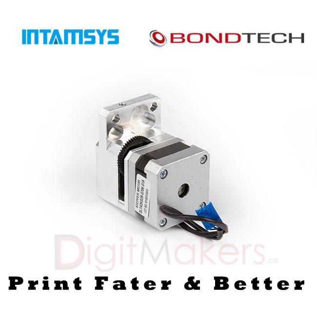 BondTech BMG-HT for Funmat HT - Digitmakers.ca providing 3d printers, 3d scanners, 3d filaments, 3d printing material , 3d resin , 3d parts , 3d printing services