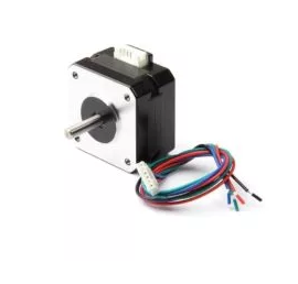 Bondtech Nema 17 Pancake Stepper Motor 25 mm - Digitmakers.ca providing 3d printers, 3d scanners, 3d filaments, 3d printing material , 3d resin , 3d parts , 3d printing services