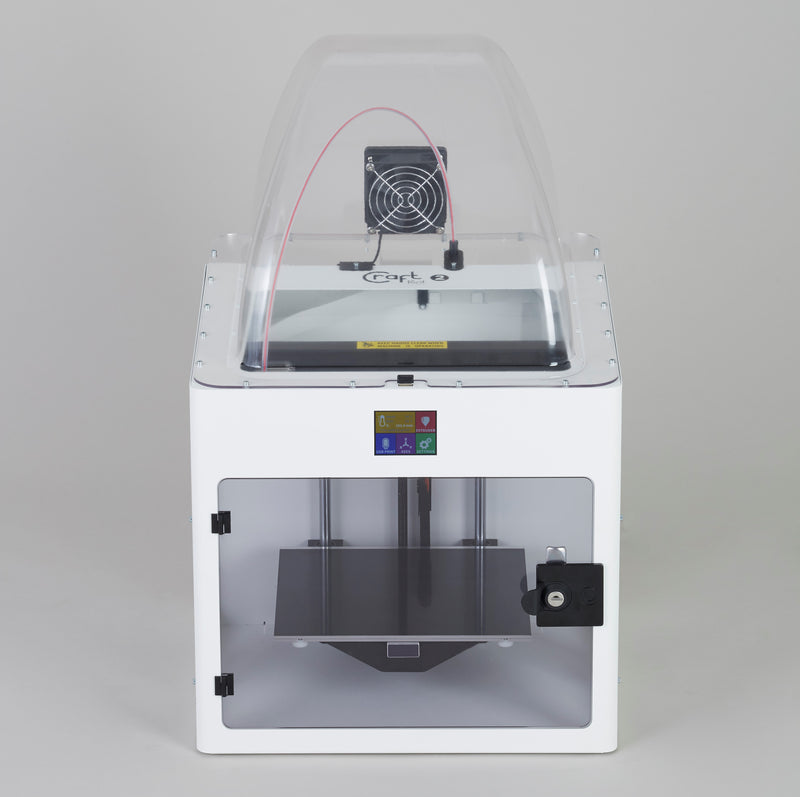 Craftbot Plus Pro 3D Printer - Digitmakers.ca providing 3d printers, 3d scanners, 3d filaments, 3d printing material , 3d resin , 3d parts , 3d printing services