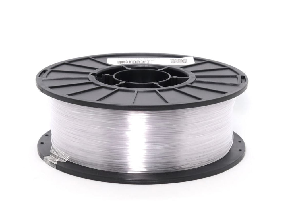 Taulman Tech-G Clear - 1.75mm Filament - 1 kg - Digitmakers.ca providing 3d printers, 3d scanners, 3d filaments, 3d printing material , 3d resin , 3d parts , 3d printing services