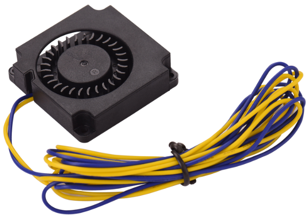 Creality 40mm part cooling fan -12V - Digitmakers.ca providing 3d printers, 3d scanners, 3d filaments, 3d printing material , 3d resin , 3d parts , 3d printing services