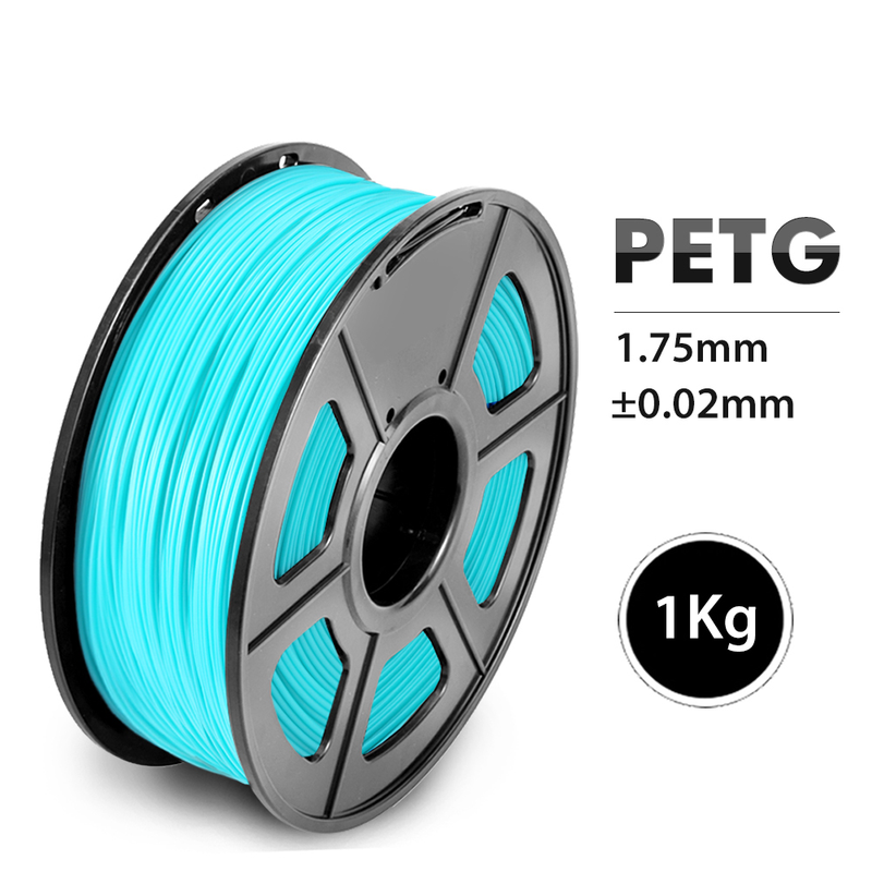 D3D Sigma PETG 1kg 1.75 mm  Spooled Various Colors