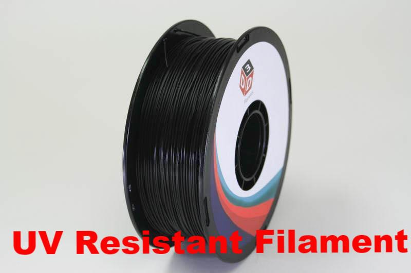 D3D ASA Filament 1.75mm 1kg Spool - Various Colors