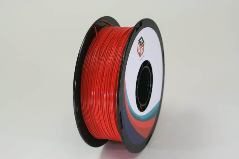 D3D Premium PLA Tough Filament 1.75mm, 1kg Spool - Digitmakers.ca