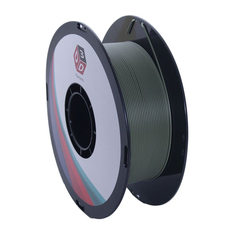 D3D Premium Matte PLA Filament 1.75mm, 1kg Spool - Digitmakers.ca providing 3d printers, 3d scanners, 3d filaments, 3d printing material , 3d resin , 3d parts , 3d printing services