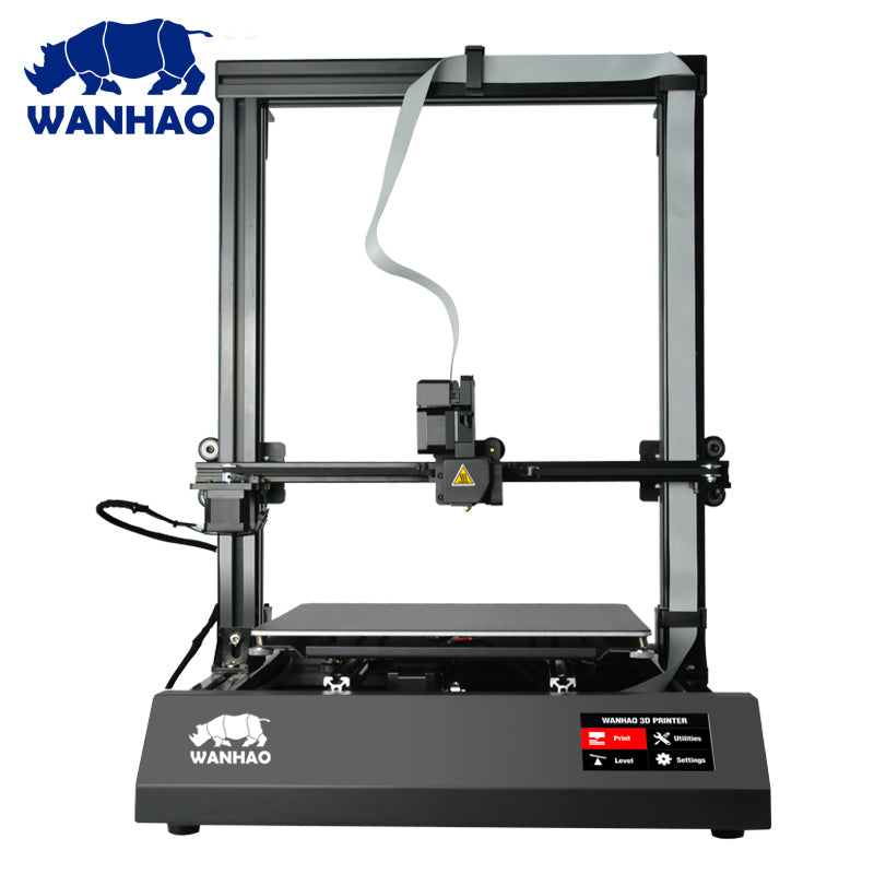 Wanhao Duplicator D9 300 -Free Shipping - Digitmakers.ca providing 3d printers, 3d scanners, 3d filaments, 3d printing material , 3d resin , 3d parts , 3d printing services
