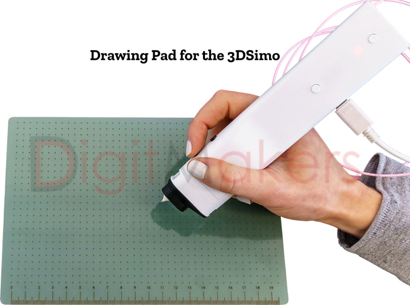3DSIMO - Drawing Pad - Digitmakers.ca providing 3d printers, 3d scanners, 3d filaments, 3d printing material , 3d resin , 3d parts , 3d printing services