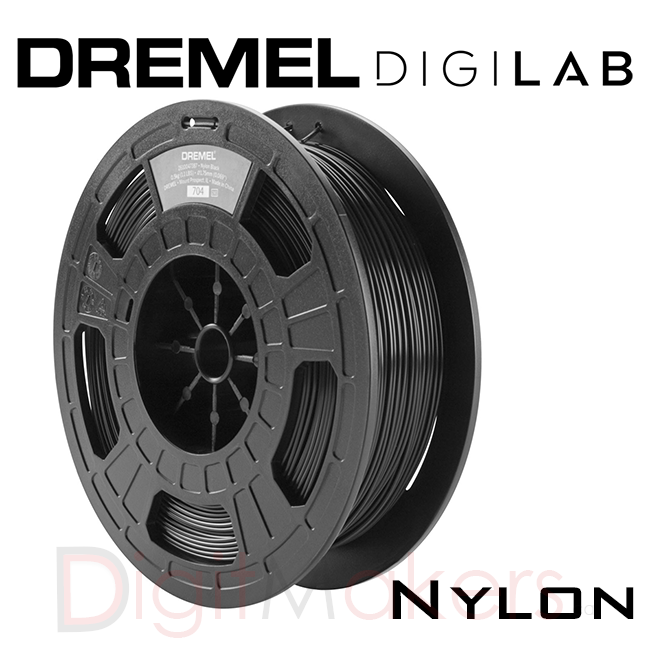Dremel Digilab 3D Printer Filament Nylon 1.75-0.5KG - Digitmakers.ca providing 3d printers, 3d scanners, 3d filaments, 3d printing material , 3d resin , 3d parts , 3d printing services