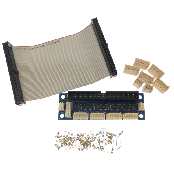 Duet 2 Expansion Breakout Board - Digitmakers.ca providing 3d printers, 3d scanners, 3d filaments, 3d printing material , 3d resin , 3d parts , 3d printing services