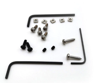 E3D Hemera Fixings Kit - Digitmakers.ca providing 3d printers, 3d scanners, 3d filaments, 3d printing material , 3d resin , 3d parts , 3d printing services