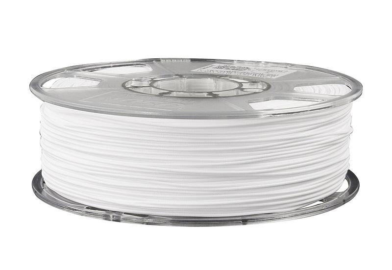 ESUN eFlex Filament -1.75mm- White - Digitmakers.ca providing 3d printers, 3d scanners, 3d filaments, 3d printing material , 3d resin , 3d parts , 3d printing services