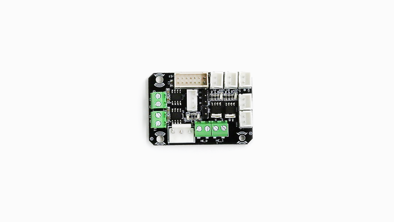 Raise3d Pro2 Extruder Connection Board - Digitmakers.ca providing 3d printers, 3d scanners, 3d filaments, 3d printing material , 3d resin , 3d parts , 3d printing services