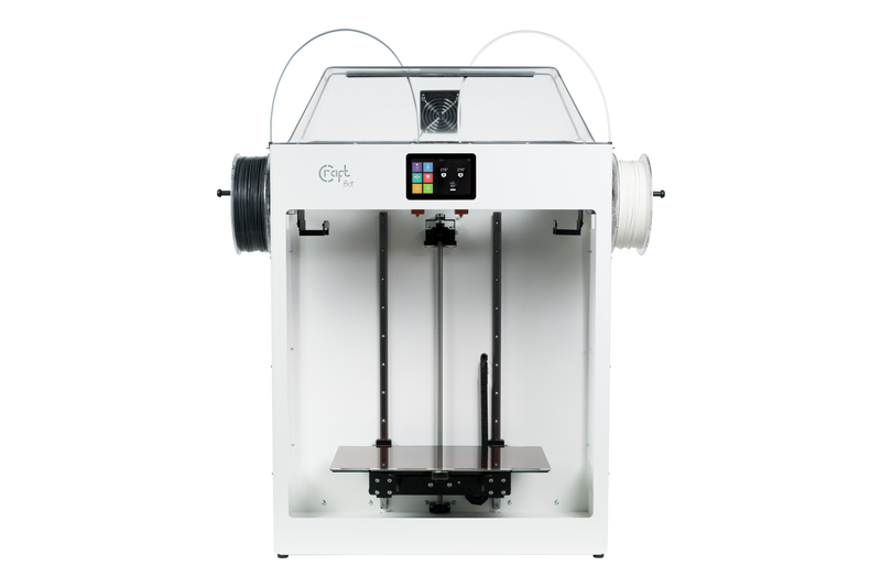 Craftbot Flow Generation IDEX XL 3D Printer - Digitmakers.ca
