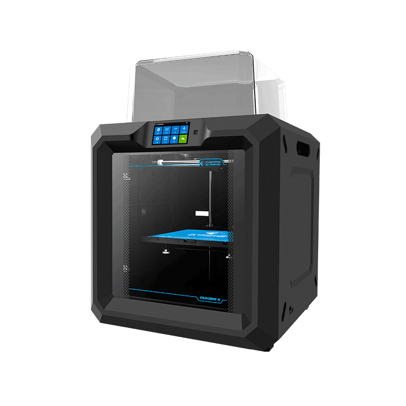 Flashforge Guider IIS 3D Printer (High Temprature Version) - Digitmakers.ca providing 3d printers, 3d scanners, 3d filaments, 3d printing material , 3d resin , 3d parts , 3d printing services