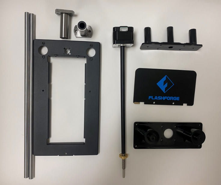 Flashforge Assembly - Digitmakers.ca providing 3d printers, 3d scanners, 3d filaments, 3d printing material , 3d resin , 3d parts , 3d printing services