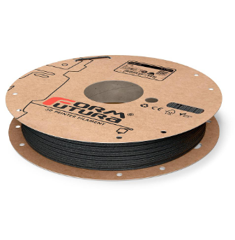FormFutura CarbonFil Filament - BLACK-0.5kg/1.1lb - Digitmakers.ca providing 3d printers, 3d scanners, 3d filaments, 3d printing material , 3d resin , 3d parts , 3d printing services