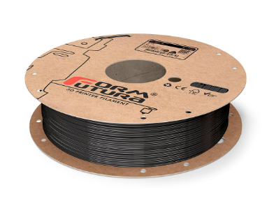 FormFutura Centaur PP - BLACK which is lightweight and high-performance Polypropylene (PP) filament is now available for 3D printing Canadian Community at Digitmakers.ca