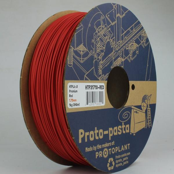 Premium HTPLA V3 -Red -1.75mm-1KG