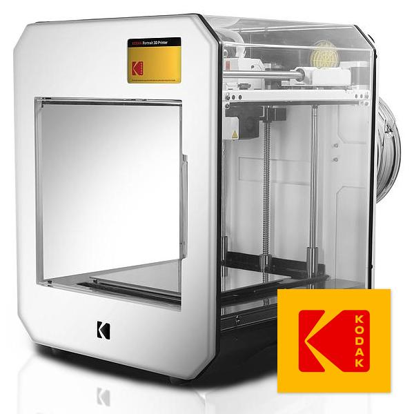 KODAK Portrait 3D Printer - Digitmakers.ca providing 3d printers, 3d scanners, 3d filaments, 3d printing material , 3d resin , 3d parts , 3d printing services