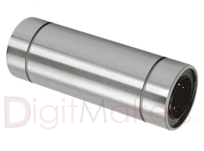 Long Type Linear Ball Bearing Bushing LM10LUU - Digitmakers.ca providing 3d printers, 3d scanners, 3d filaments, 3d printing material , 3d resin , 3d parts , 3d printing services