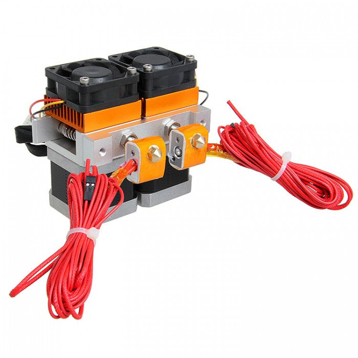 3D Printer Dual Extruder 1.75mm (All Metal) - Digitmakers.ca providing 3d printers, 3d scanners, 3d filaments, 3d printing material , 3d resin , 3d parts , 3d printing services