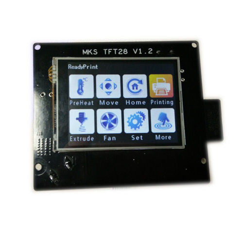 MKS TFT28 v1.2 Touch Screen - Digitmakers.ca providing 3d printers, 3d scanners, 3d filaments, 3d printing material , 3d resin , 3d parts , 3d printing services