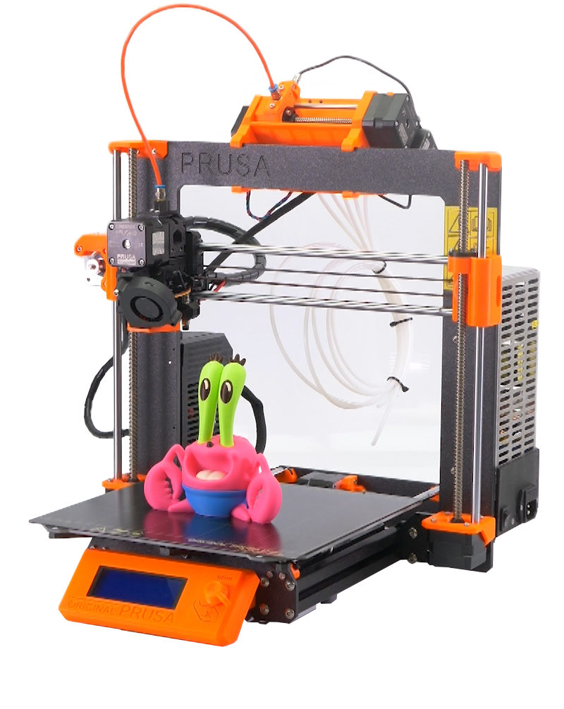 Original Prusa Multi Material Upgrade 2S - Digitmakers.ca providing 3d printers, 3d scanners, 3d filaments, 3d printing material , 3d resin , 3d parts , 3d printing services