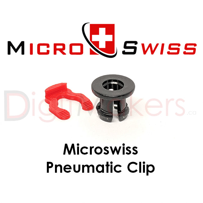 Micro-Swiss Replacement Bowden Collet for Micro Swiss CR10 Hotend kit - Digitmakers.ca providing 3d printers, 3d scanners, 3d filaments, 3d printing material , 3d resin , 3d parts , 3d printing services