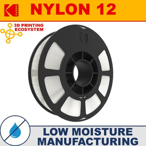 KODAK Nylon 12 3D Printer Filament - Digitmakers.ca providing 3d printers, 3d scanners, 3d filaments, 3d printing material , 3d resin , 3d parts , 3d printing services